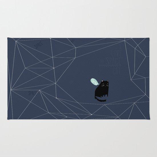 my_spacecat Rug