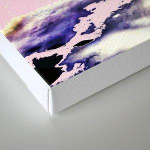 Boom Color Canvas Print