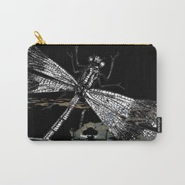 DRAGONFLY meets a FRIEND II Carry-All Pouch