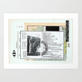 Mike – – Art Print