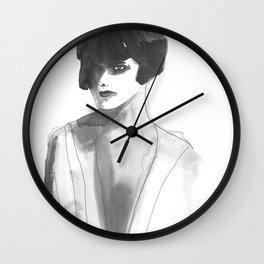 Drama queens 2 Wall Clock