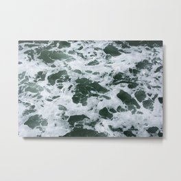 Washed Out Metal Print
