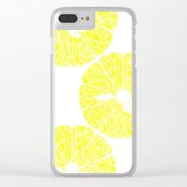 Lemonade Made Clear iPhone Case