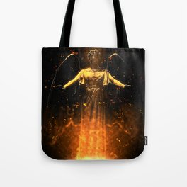 Rise From the Flames Tote Bag