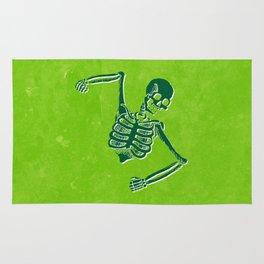 Danse Macabre 5 Rug