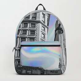 the empire state Backpack