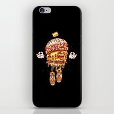 King Burger iPhone Skin
