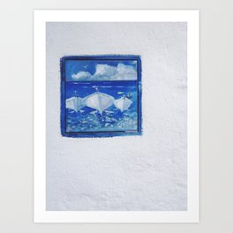 Seascape 4 Art Print