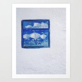 Seascape 4 Art Print