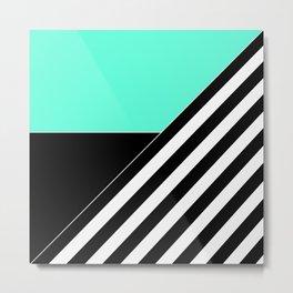 Asymmetrical patchwork 2 Metal Print