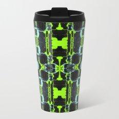 Cyber Mesh Metal Travel Mug