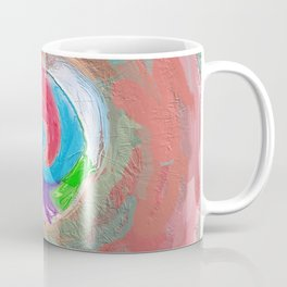 Abstract Mandala 302 Coffee Mug