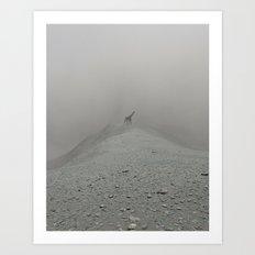 Desolation Ridge Art Print