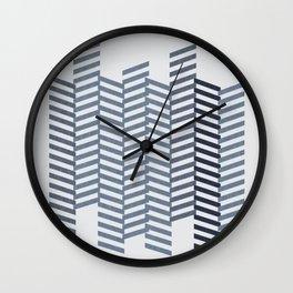 DENIM JEANS Wall Clock