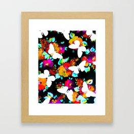 Thinking Spring Framed Art Print