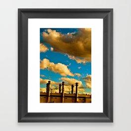 Factory Framed Art Print