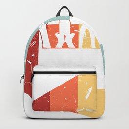 Retro Craftsman Gift Idea Vintage Handyman Backpack