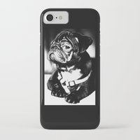 pug iPhone & iPod Cases featuring Pug by Falko Follert Art-FF77