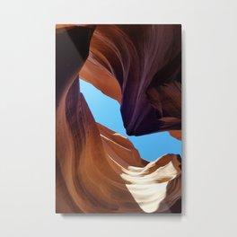 Antelope Canyon #3 Metal Print