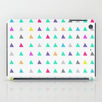 confetti iPad Cases featuring Confetti by Leah Flores
