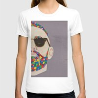 grafitti T-shirts featuring grafitti art by Kristina Jovanova
