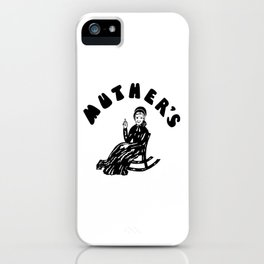 Muther's Music Emporium iPhone Case