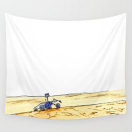 Rover March Wall Tapestry