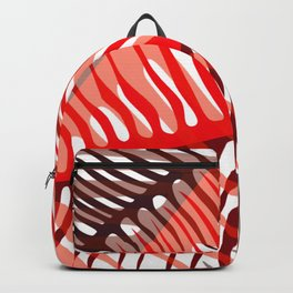 Fish bones Backpack