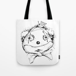 Clowns in Crowns #12 Tote Bag