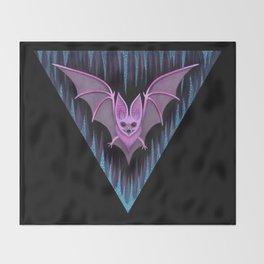 Through the Vortex Flow Throw Blanket
