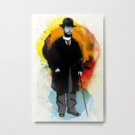 Toulouse Lautrec Metal Print
