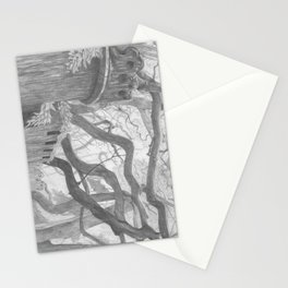 Forest Wall Stationery Cards