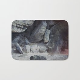 travelling east into the past Bath Mat
