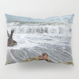 Sea and driftwood mix it up Pillow Sham