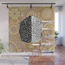 Big Brain ! Wall Mural