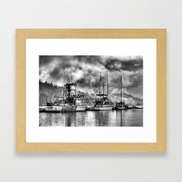 Gail Renee Framed Art Print