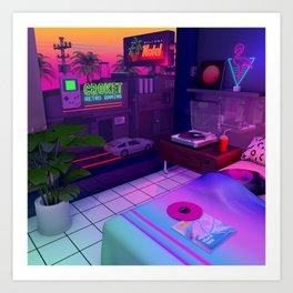 Room 84 Art Print