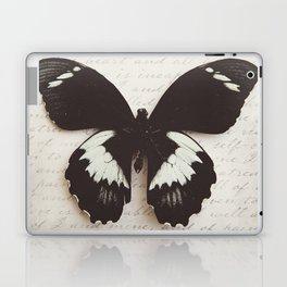 Papilio Aegus Butterfly Laptop & iPad Skin