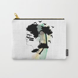 Lost Boy Watercolor Carry-All Pouch
