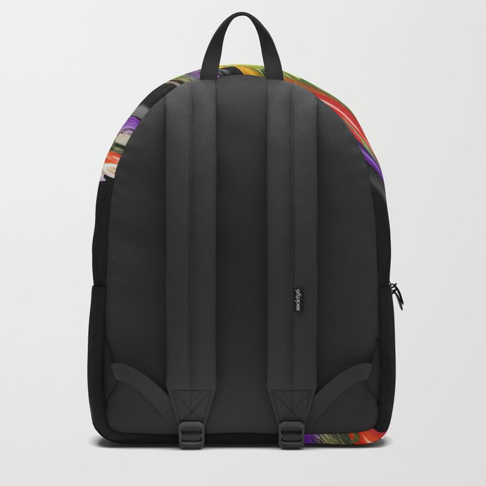 The whirl of life, W1.9B Backpack