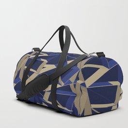 3D Futuristic GEO IX Duffle Bag