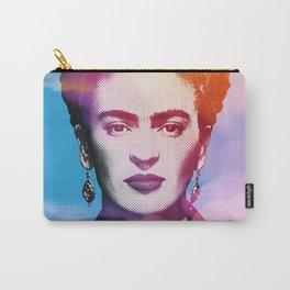 Frida blackbird Carry-All Pouch