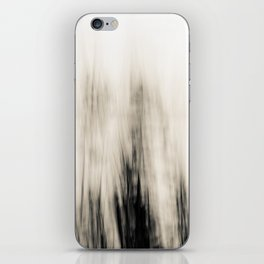 Trees By the Sea Abstract iPhone Skin