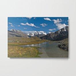 Altai Metal Print