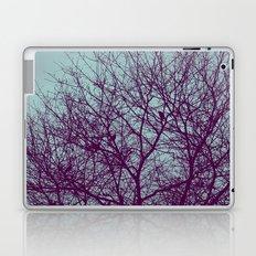 1000 Words on Twilight and Aubergine Laptop & iPad Skin