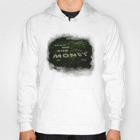 monet Hoodies featuring Show me the Monet by Cameron McEwan