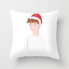 Troye Sivan Throw Pillow