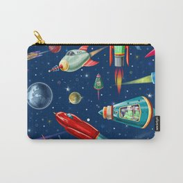 rockets in traffic Carry-All Pouch