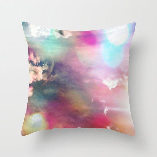 Alternate Universe Throw Pillow