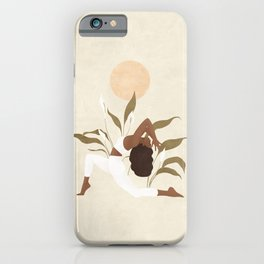 Feel what you need to Feel, and then Let it Go. iPhone Case